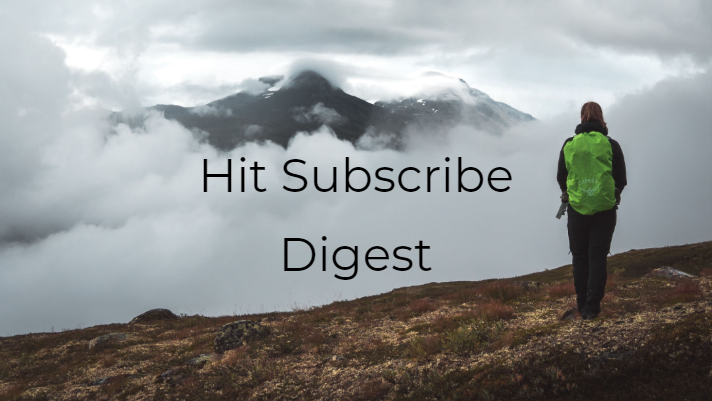 Hit Subscribe Digest: Sweater Weather
