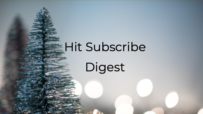 Hit Subscribe Digest: Warm Up With Us
