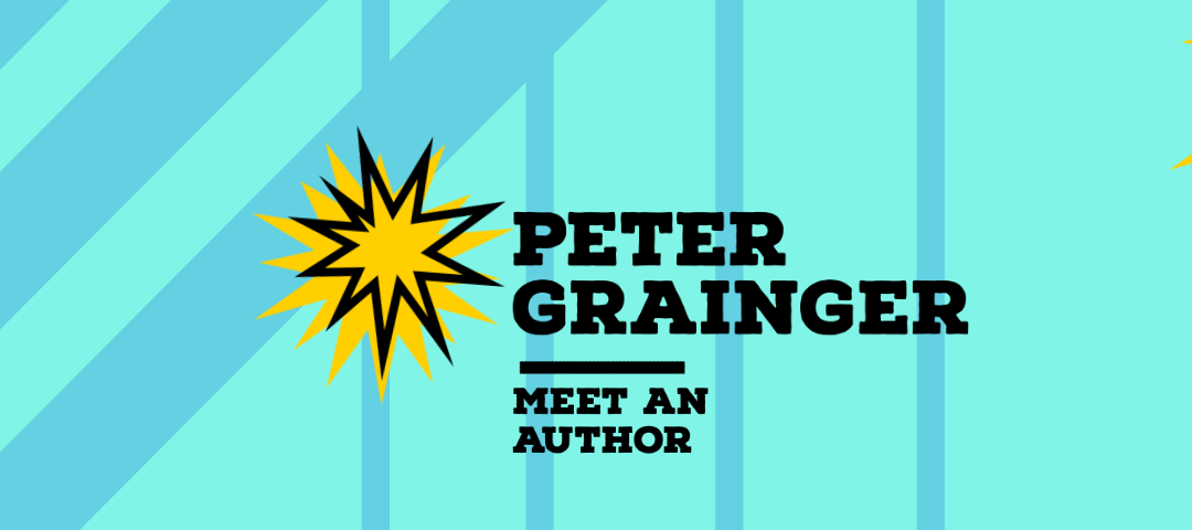 Meet an Author: Peter Grainger