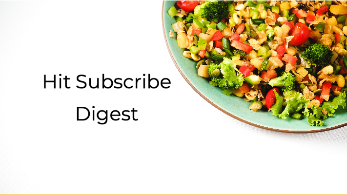 Hit Subscribe Digest: Lunch Break